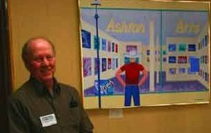 Waukesha Art Ashton Arts Logo